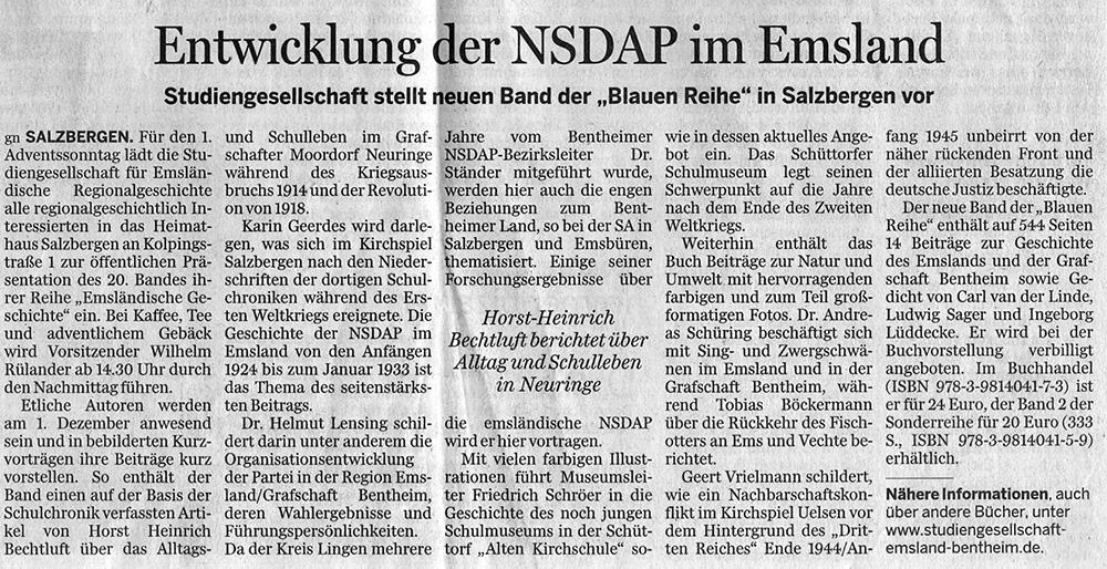 Grafschafter Wochenblatt_29 08 2018 by Grafschafter